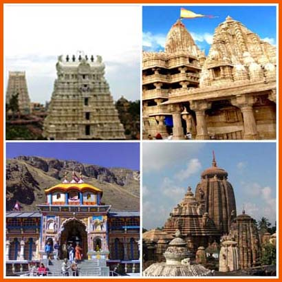 four dham in india